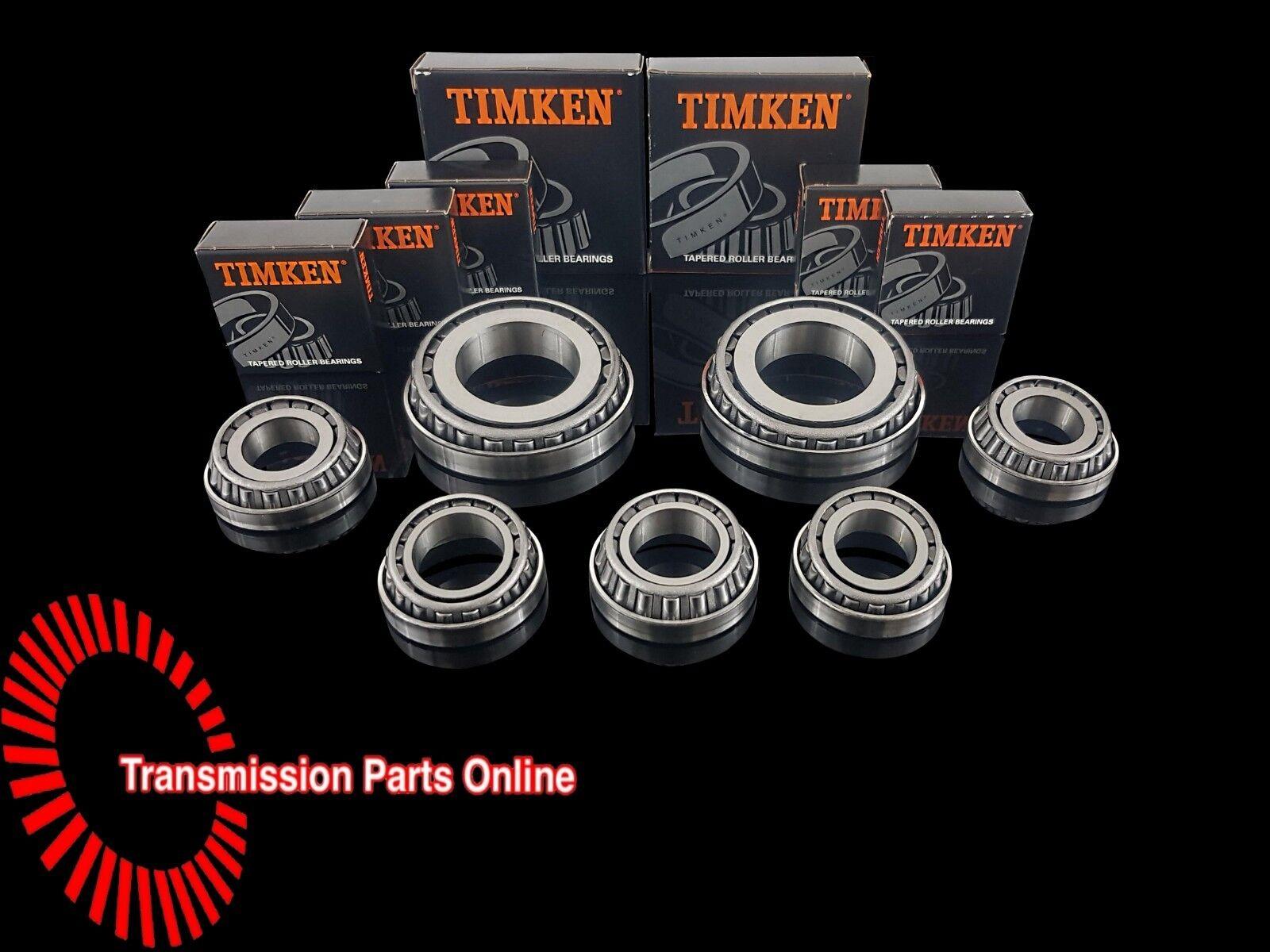 M32 Gearbox Bearing Rebuild Kit Réparation TIMKEN 8 Roulements 4 joints 25 mm entrée