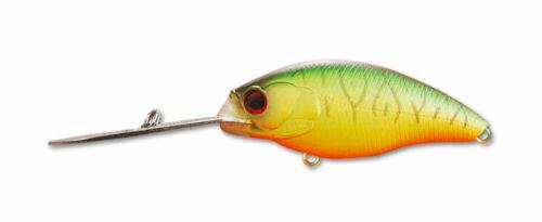 Daiwa TD Hyper Crank Dragger 2066F-G fishing lures original range of colors