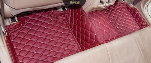 Fit For Land Rover Range Rover Velar 2018 Car Floor Mats Non toxic inodorous