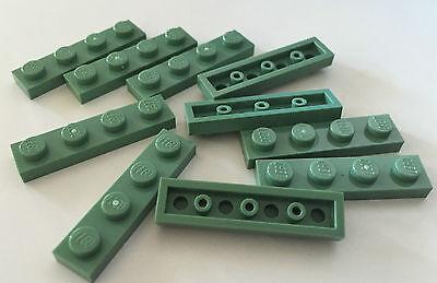 - Platte Red Plates 50Stk LEGO® 3710-01 1x4 Rot