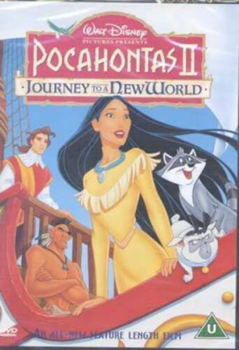 1 of 1 - Pocahontas 2 - Journey to a New World DVD (2001) Tom Ellery