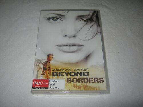 1 of 1 - Beyond Borders - Brand New & Sealed - Region 4 - DVD