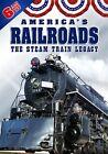America S Railroads The Complete Stea 0011301628053 DVD Region 1
