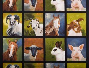 Fabric-Down-on-the-Farm-Panel-on-Cotton-Panel-24-034-x42-034