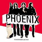 It's Never Been Like That by Phoenix (France) (Vinyl, May-2006, EMI)