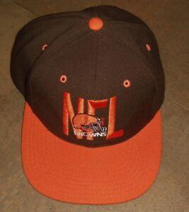 59279f43 Cleveland Browns hat Vintage 90s vtg snapback Pro Player cap NFL ...