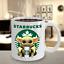 thumbnail 3 - Starbucks Baby Yoda Star Wars Cute Yoda STARBUCKS Fan Coffee Mug Gift