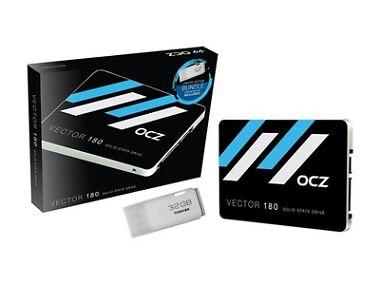 OCZ Vector 180 480GB Internal SSD Bundle
