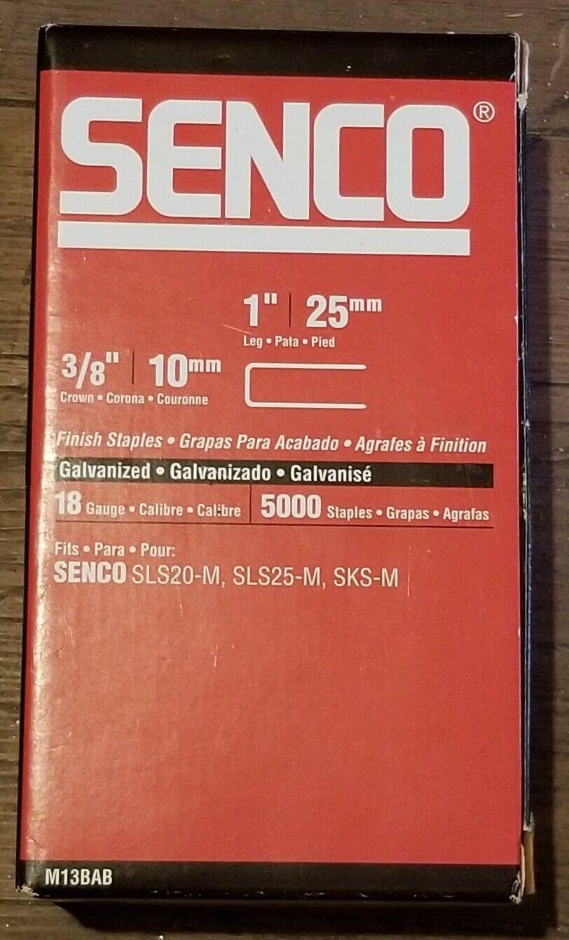"""5M L Staples L06 Galvanized 18 gauge 1//4/"""" crown fits Hit//Sen 3//8/"""" length"""