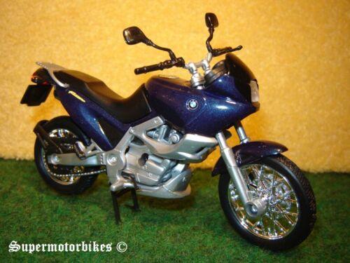 1:18 BMW F 650 ST Blau 1997 02649