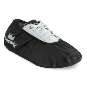 Brunswick zapatos Shield, Negro, Grande