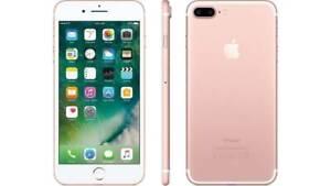 Apple-iPhone-7-Plus-128GB-Verizon-GSM-Unlocked-4G-LTE-AT-amp-T-T-Mobile-Rose-Gold