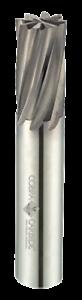 """Cobra Carbide 22364 1//4/"""" Carbide End Mill 4 FL Stub Length Uncoated OAL 2/"""""""