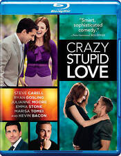 Crazy, Stupid, Love. (Blu-ray Disc, 2011) - NEW!!