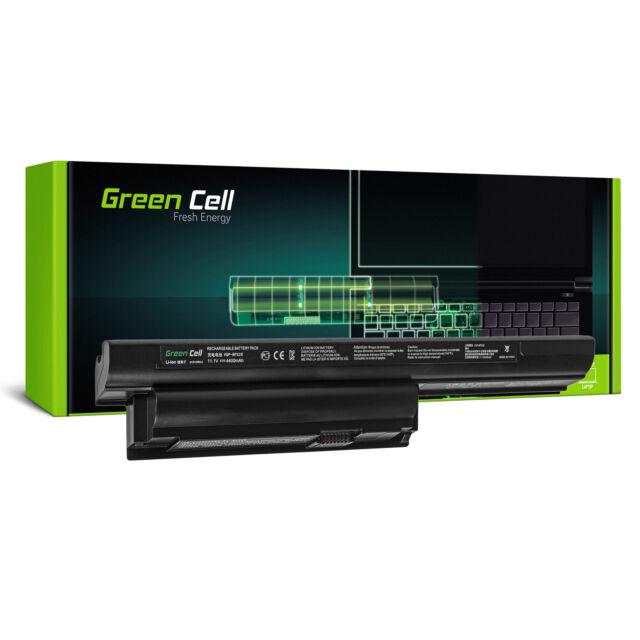 Batería para Sony Vaio SVE15 SVE1511C5E SVE151E11M SVE151G13M (4400mAh)