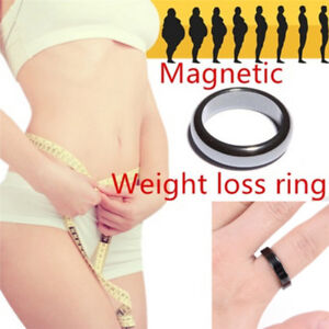 Magnetic Healthcare Weight Loss Ring Slimming Healthcare Stimulating Gallstone &