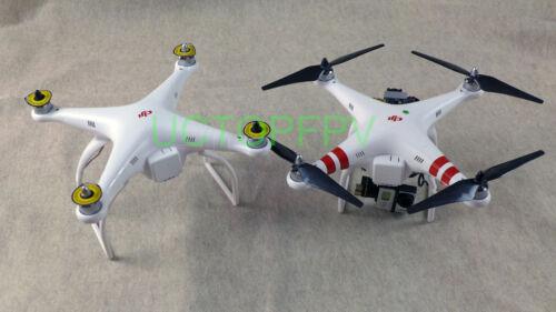 Tall Landing Gear for DJI Phantom 1 2 3 Wide and High Clearance