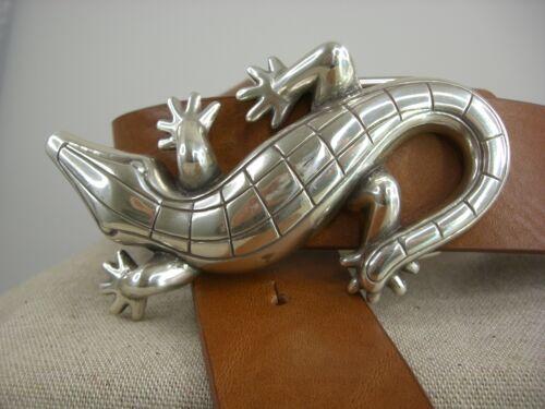 Schraubgürtel BRA2-016 Schließe Schnalle für Wechselgürtel wie Reptile/'s House