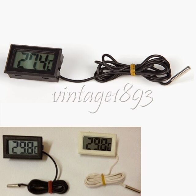 Home  Embedded Electronic Digital Thermometer Hygrometer Temperature