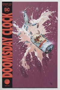 DOOMSDAY-CLOCK-3-DC-comics-NM-2018-Geoff-Johns-Gary-Frank