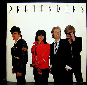 Pretenders-Pretenders-LP-VG-SRK-6083-Sire-1980-Stereo-Vinyl-USA-Original