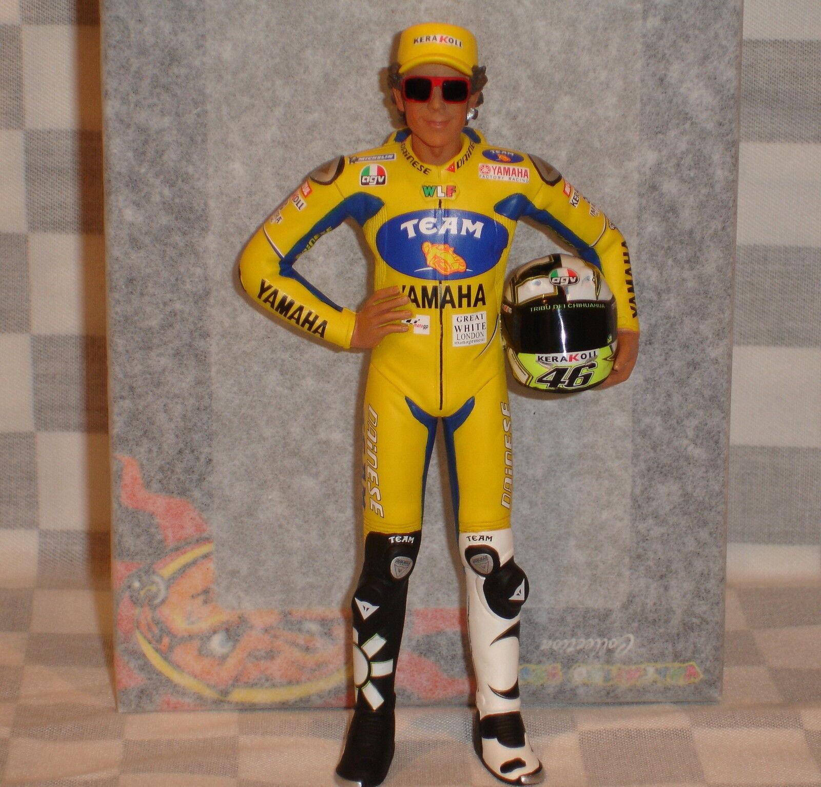 MINICHAMPS 1 12 FIGURE  ROSSI TEAM YAMAHA MOTO GP 2006  312 060246