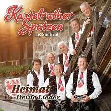KASTELRUTHER SPATZEN - HEIMAT-DEINE LIEDER CD NEU & OVP