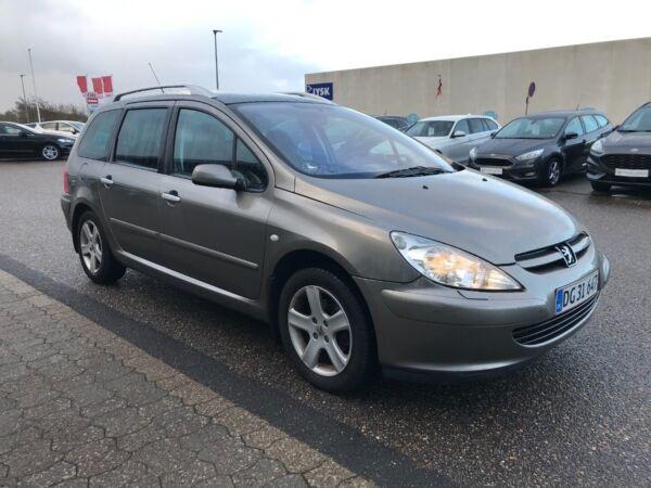 Peugeot 307 2,0 SW - billede 3