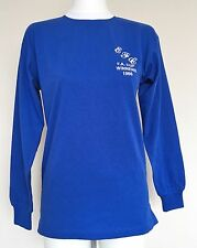 EVERTON F A CUP WINNERS 1966 L/S SHIRT BY SCORE DRAW SIZE ADULTS LARGE NEW