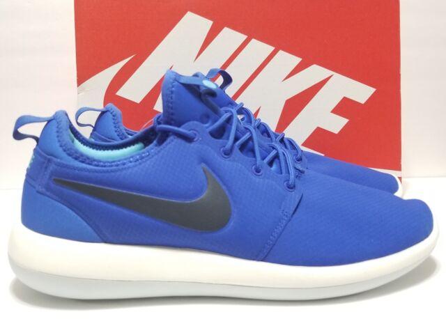 buy popular 1a2a2 fb600 Nike Roshe Two SE 2 Rosherun Blue Black Men Running Shoes SNEAKERS  859543-400 10.5