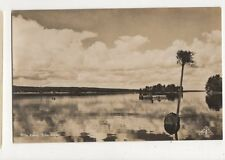 Gpta Kanal Sjon Viken Sweden Vintage RP Postcard 490a