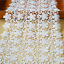 1-Yards-White-Milk-silk-lace-Trim-Wedding-dress-crafts-Accessories-30cm