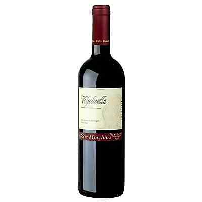 Corte Moschina Valopicella DOC 2014 case of 6 Blends Dry Red Wine 750mL Verona