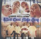 Gang Affiliated - Coast Mafia Gan West Compact Disc
