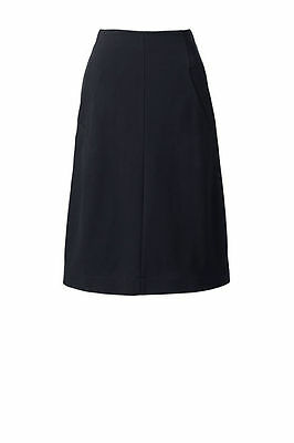 New A New Day Women/'s Solid Ponte Pencil Skirt Classic Black Sizes 8 or 18