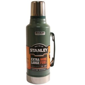 1-9L-STANLEY-DRINKS-FLASK-STAINLESS-STEEL-VACUUM-BOTTLE-1-9-LITRE-THERMOS