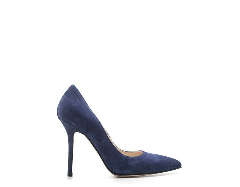 Schuhe LIU JO Frau BLU Wildleder  SXX523P002100009