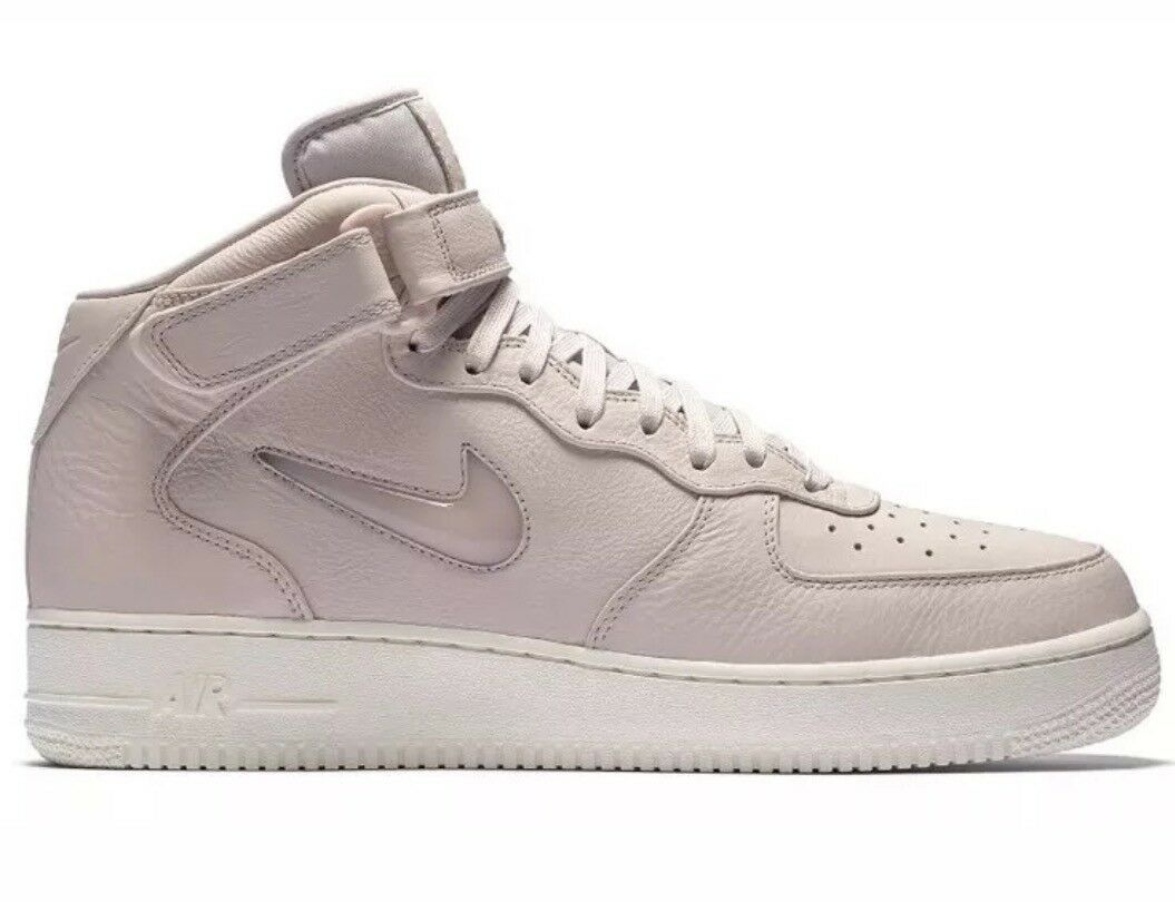 The most popular shoes for men and women Nike Air Force 1 Mid Tops Premium Jewel Siltstone Shoes Price reduction Comfortable