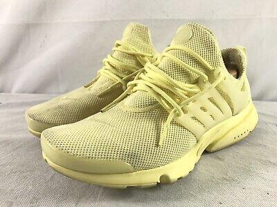 Nike Air Presto Ultra Breathe Lemon Size 12 Men's Nice! | eBay