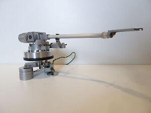 Kenwood-KP-KD-7010-990-9010-1100-Tonearm-Servo-Arm-Lift-Original-Headshell