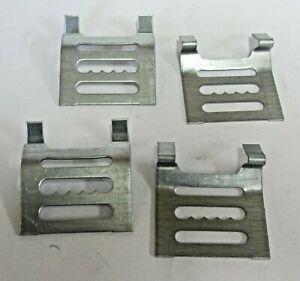 Gancio iniziale per avvolgibili con ganci 3 pz  accessori tapparelle in acciaio