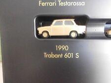 Herpa 1990 TRABANT 601S in oro metallizzato 1:87  NUOVO