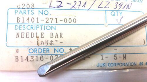 ORIGINAL JUKI LZ-271 LZ-391N  NEEDLE BAR B1401-271-000