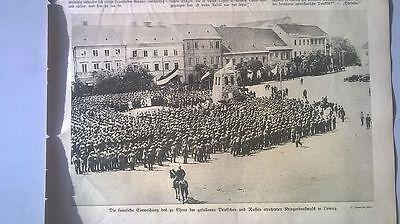 1915 47 Lowicz St Quentin Hochglanzpoliert