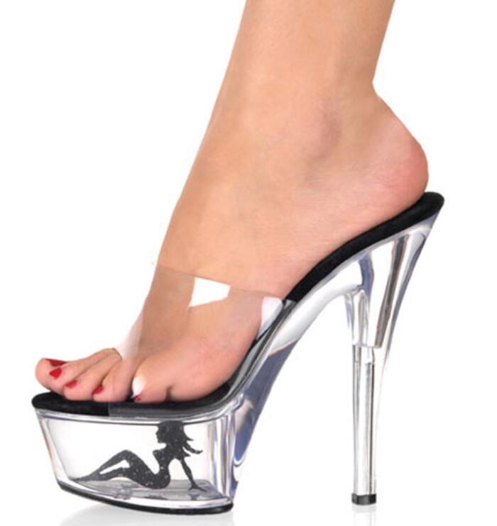 Womens ladies fashion fashion fashion night club sexy pumps crystal dress shoes sandals size ADE 3ebc6d