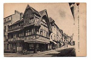 LISIEUX-Vieilles-maisons-de-la-Grande-Rue-C4059