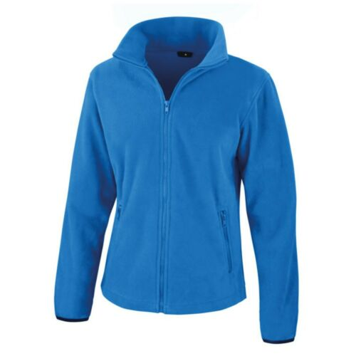 18 Free PnP Womens Ladies Full Zip Outdoor Fleece Fashion Fit Jacket Size 8