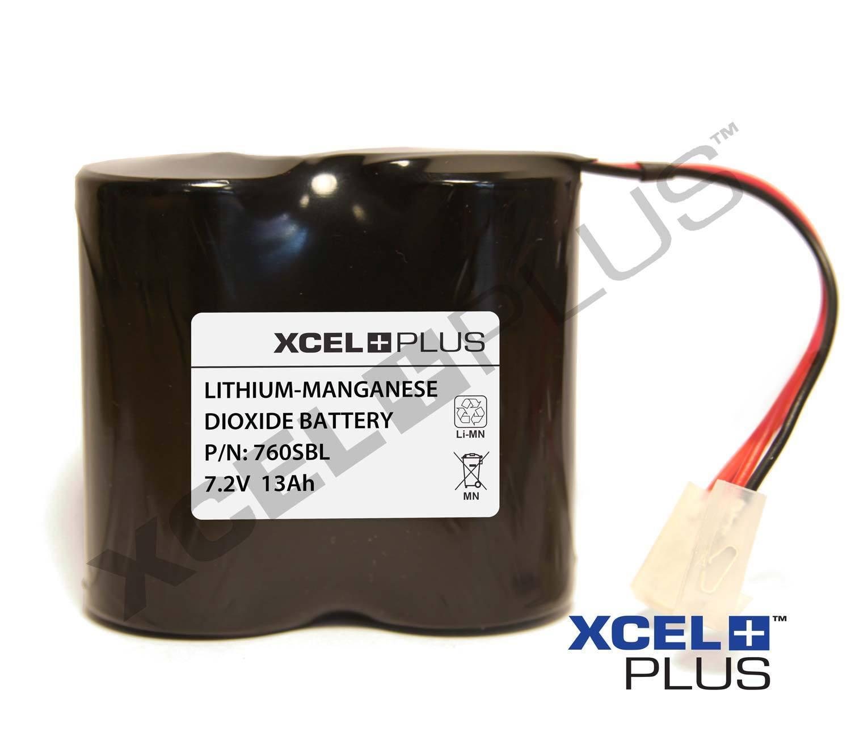Scantronic alta capacidad batería de litio 760SB 7.2V 760EB ES sonda externa