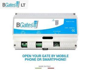 BGates-LT-V1-MADE-IN-ITALY-100-apri-cancello-elettrico-GSM-chiamata-gratuita