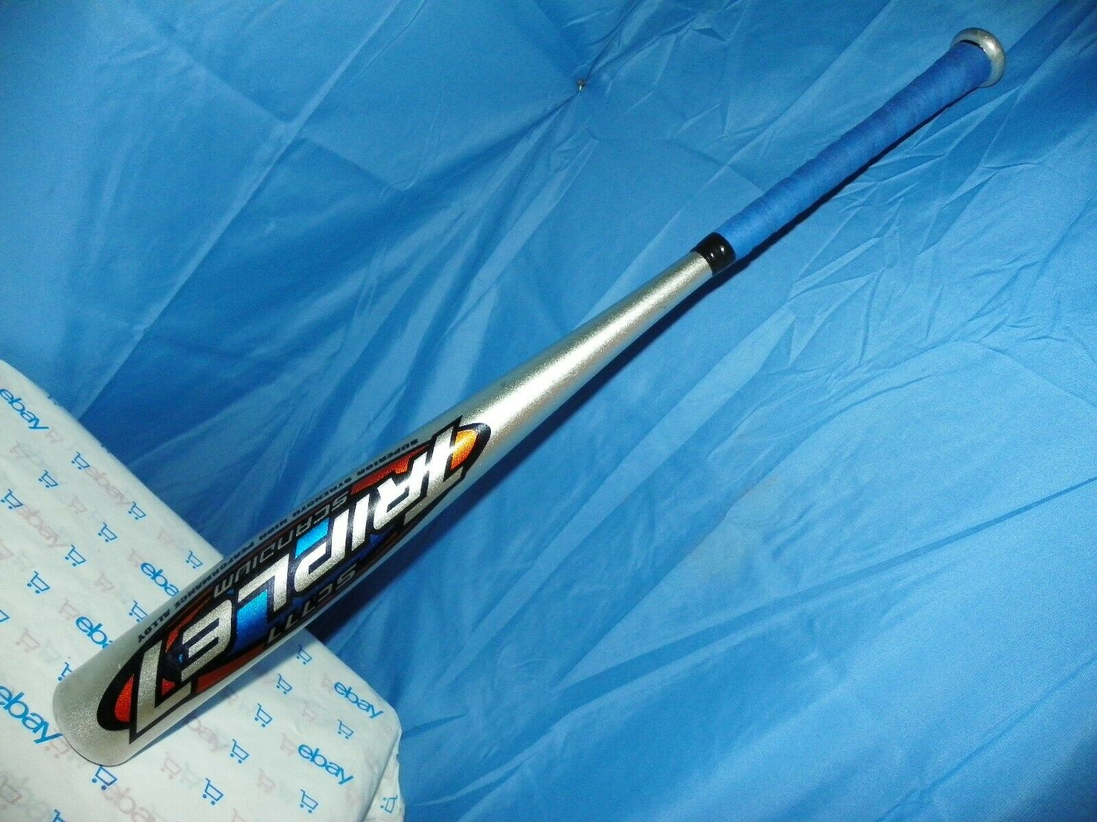 Easton Triple 7 SC777 BZ77 31  28 oz Baseball Bat BESR 2 5 8  Barrel Alloy  V-6